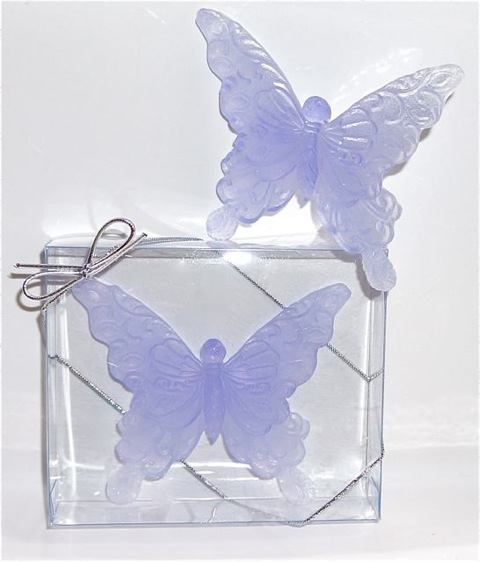 "TanaAnn's ""Charity of Your Choice"" Butterfly Soap"
