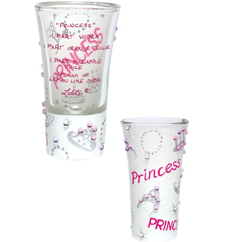 """Lolita"" Princess Shooter Glass"